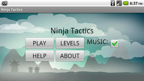 Ninja Tactics - screenshot thumbnail