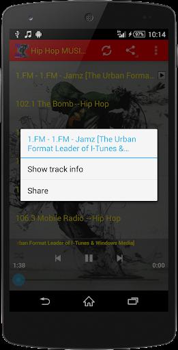 Hip Hop MUSIC Radio WorldWide  screenshots 3