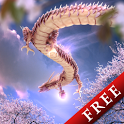 Sakura Dragon Free icon