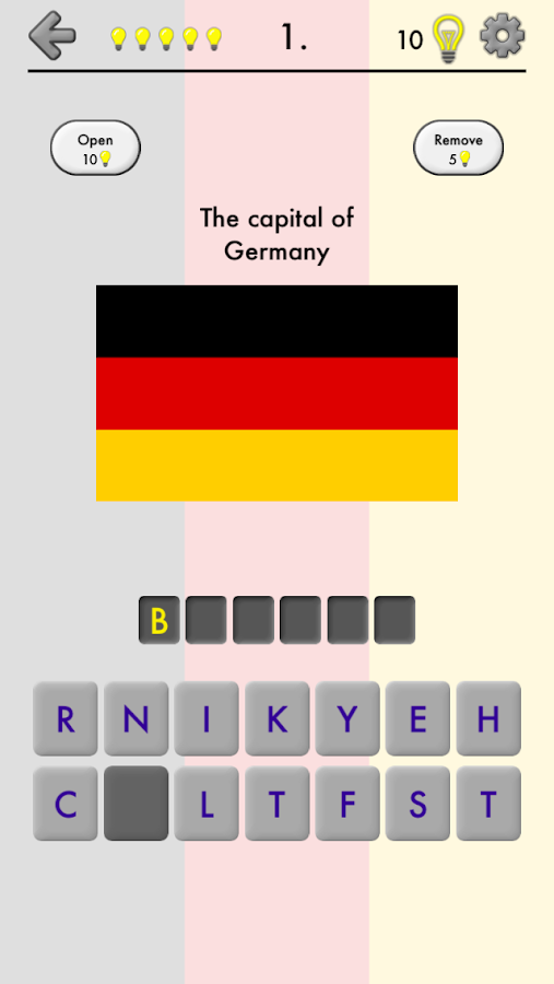 German States Germany Quiz Android Apps On Google Play - Germany map quiz