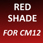 Red Shade - CM12 Theme v2.3