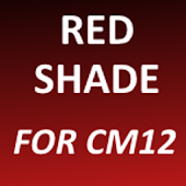 Red Shade - CM12 Theme