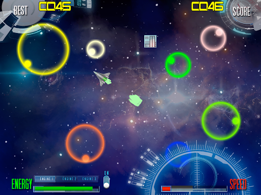 【免費動作App】Space Energy Circles-APP點子