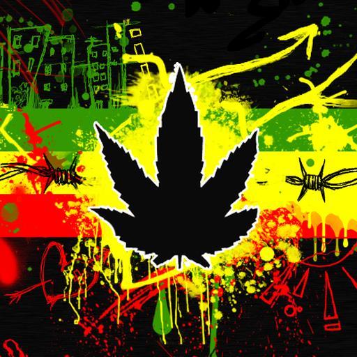Weed Reggae GO Keyboard