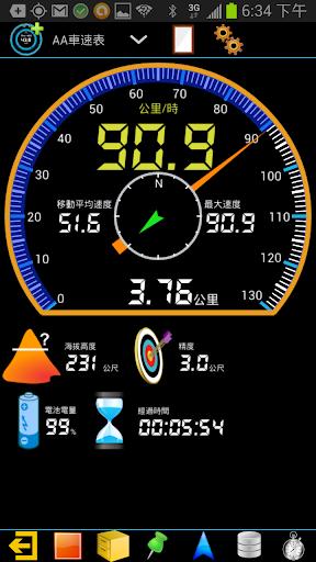 GPS HUD 抬頭顯示 車速表 專業版