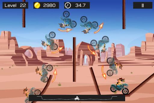 Top Bike - best physics bike stunt racing game 3.89 screenshots 4