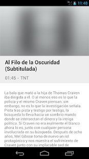 Mexican Television Guide Free 3