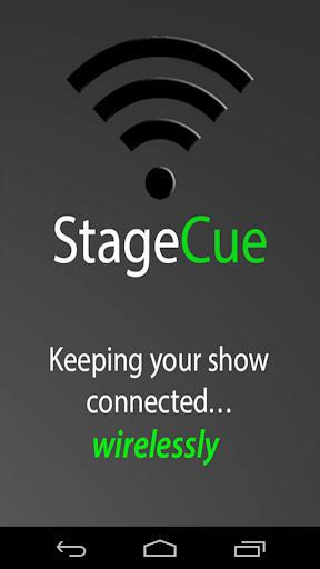 Stagecue Cross Platform Remote