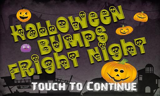 Halloween Bumps Fright Night
