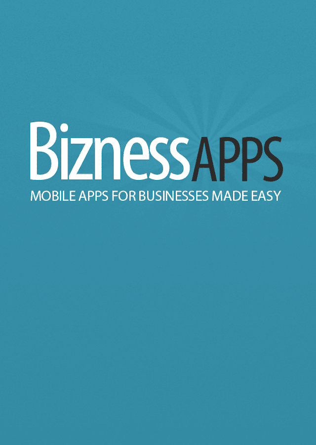 Bizness Apps Preview App - screenshot