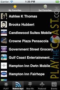 Play The Coast- screenshot thumbnail