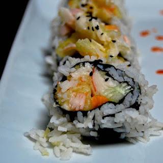 Sushi Extravaganza.