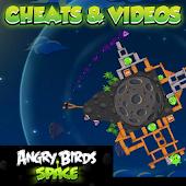 AngryBirds Space Cheats&Videos