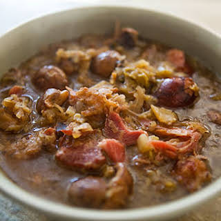 Polish Hunter's Stew.