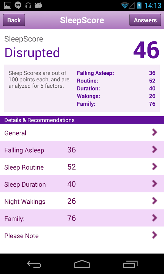 JOHNSON'S® Baby BEDTIME™ Sleep - screenshot