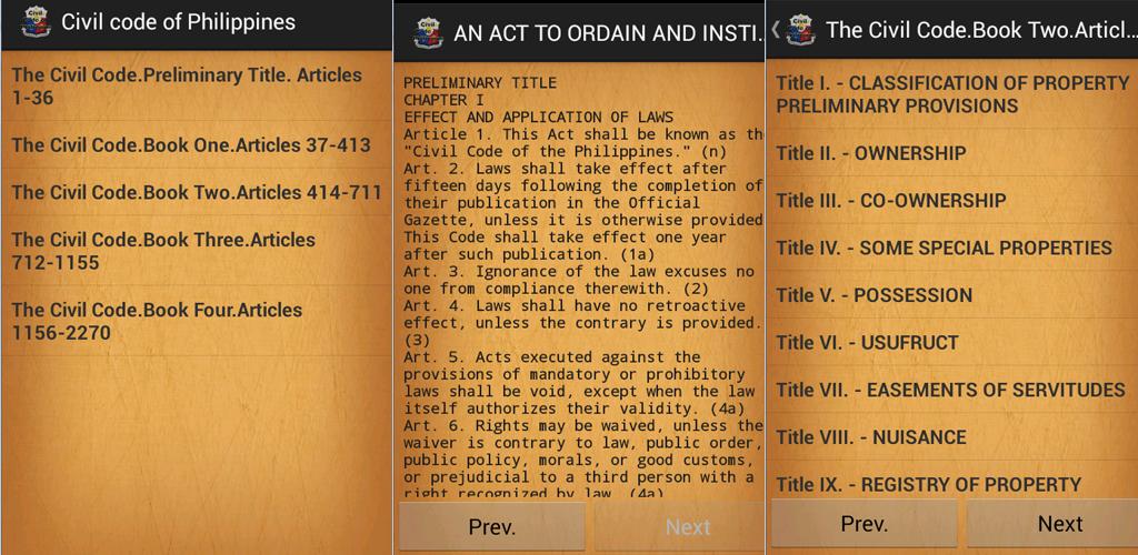 philippine codes