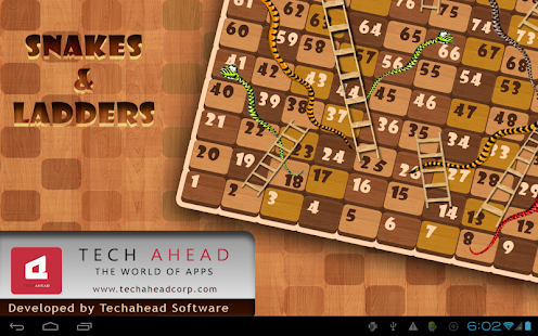 Snakes&Ladders - screenshot thumbnail