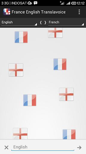 【免費教育App】France English Translavoice-APP點子