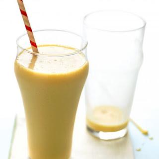 Orange-Vanilla Milkshakes