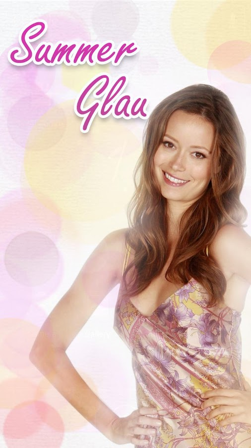 Summer Glau Net - screenshot
