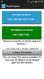 How to reclaim up to 1GB from your Android device free with Thumb Space