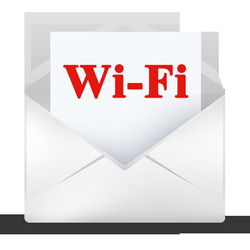 Wi-Fi 傳送帶 通訊 LOGO-玩APPs