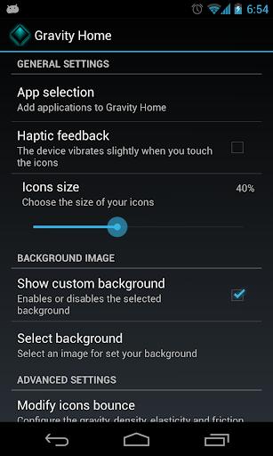 Gravity Home Pro v2.1