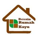 Gambar Desain Rumah Kayu icon