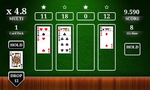 Simply 21 - Blackjack- screenshot thumbnail