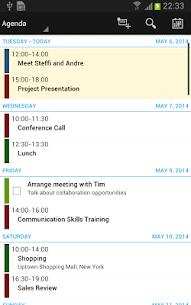 Business Calendar Pro 4
