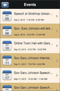 Gary Johnson 2012 - screenshot thumbnail