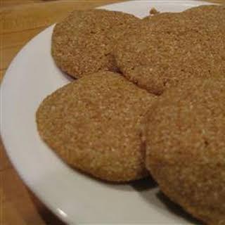 Kori's Whole Wheat Cookies.