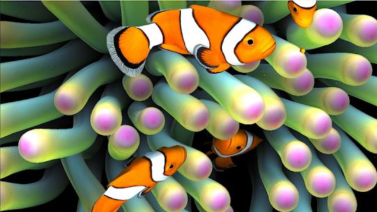 Sim Aquarium Live Wallpaper 8