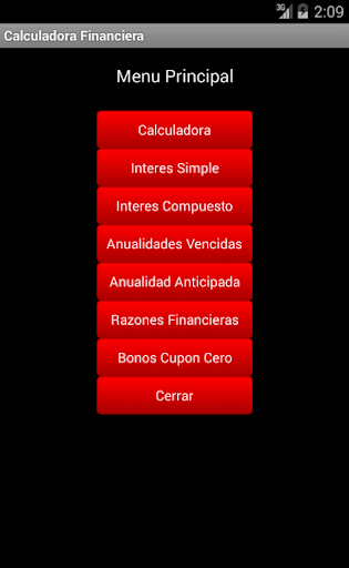 【免費財經App】Calculadora Financiera-APP點子