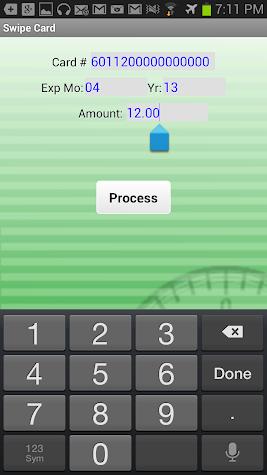 CellSwipe Screenshot