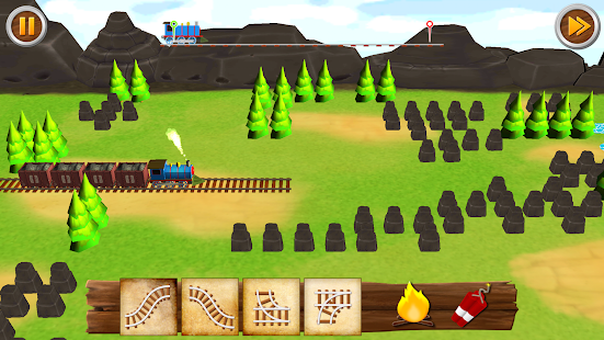 Rail Roads- screenshot thumbnail