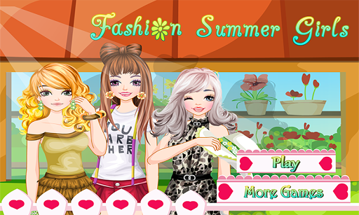 Summer Girls - Fashion Game