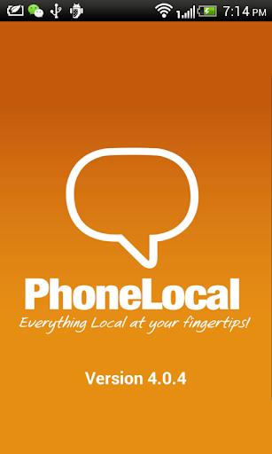 【免費商業App】PhoneLocal - MMG-APP點子