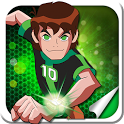 Ben 10 Omniverse: Alien Run icon