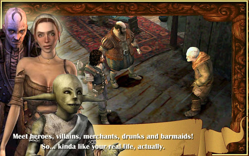 Download The Bard's Tale MOD APK 2