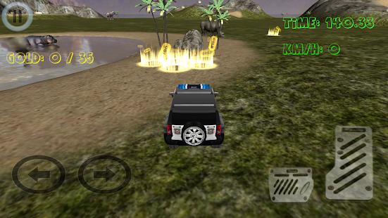 Wild Safari Cops Rally 4x4 - 2