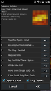 AudioTagger - Tag Music- screenshot thumbnail