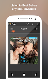 Audible for Android Screenshot 1