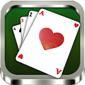 The Klondike Solitaire icon