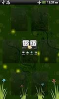 Screenshot of Spring Live Wallpaper Pro