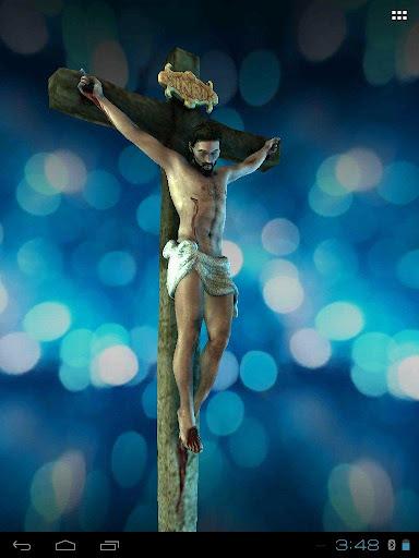 Download 3d jesus christ live wallpaper for pc - 3d jesus wallpapers ...
