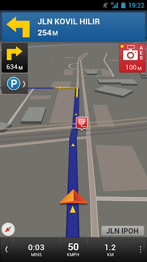 Galactio MY GPS Navigation