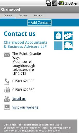 【免費財經App】Charnwood TaxApp-APP點子