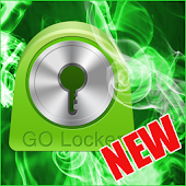 Green Smoke - GO Locker Theme