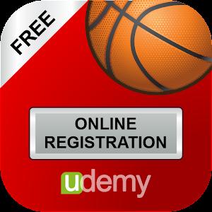 Online Registration Creation Icon